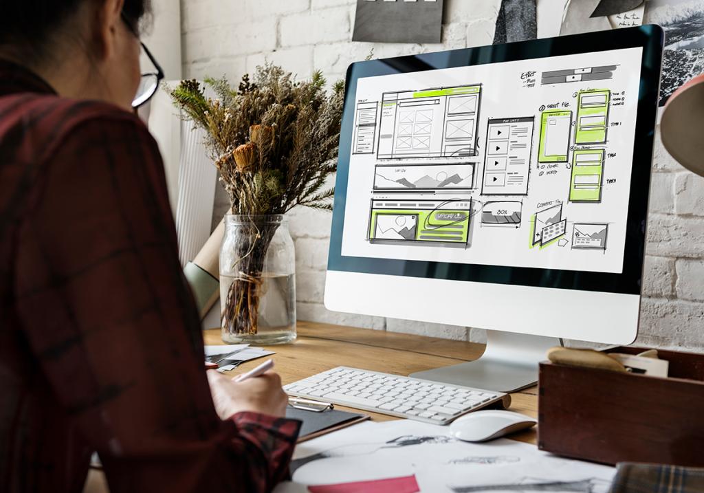 Diseño web totalmente personalizado a tus necesidades tanto de tamaño como de imagen